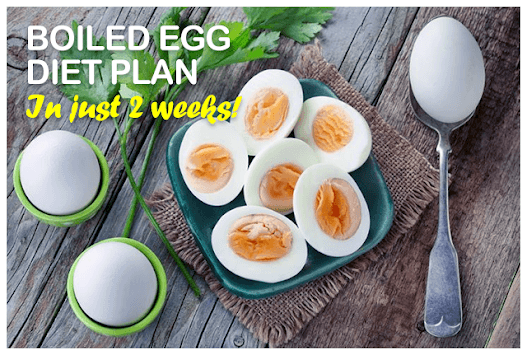 Boiled Egg Diet Secret Plan APK screenshot 1