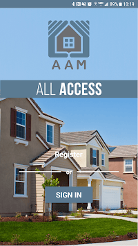 AAM All Access APK screenshot 1