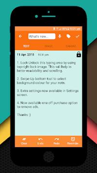 Memo - Notes APK screenshot 1