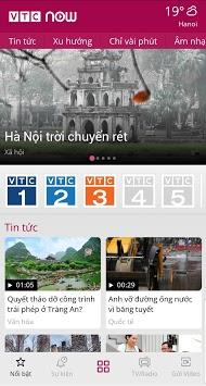 VTC NOW APK screenshot 1