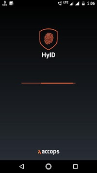 Accops HyID APK screenshot 1