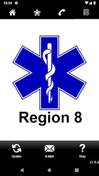 Illinois Region 8 EMS SOPs APK screenshot 1