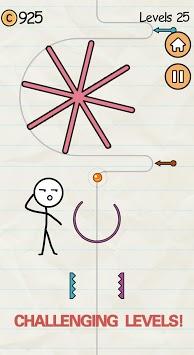 Curve N Ball APK screenshot 1