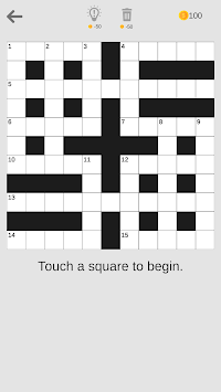My Crossword APK screenshot 1