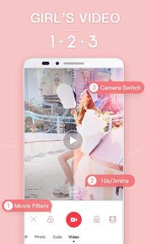 Beauty Camera APK screenshot 1