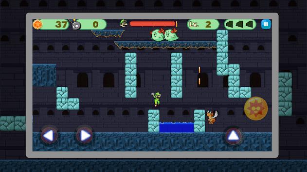 Adventure Nod Bros: Classic Platformer APK screenshot 1