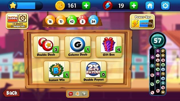 Happy Bingo APK screenshot 1