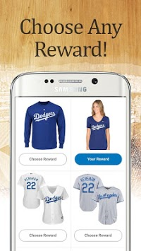 Los Angeles Baseball Rewards APK screenshot 1