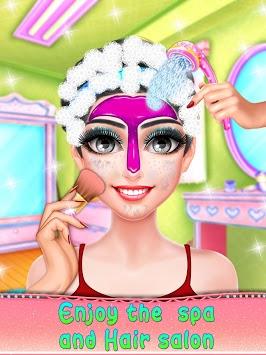 Indian Bride Fashion Doll Makeover APK screenshot 1