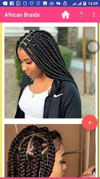 AFRICAN BRAIDS 2019 APK screenshot 1