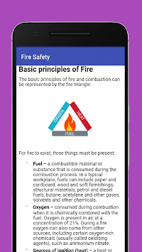 Fire Safety Guide APK screenshot 1