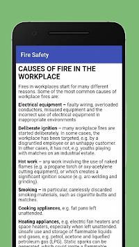 Fire Safety Guide APK screenshot 1