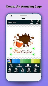 Logo Maker - Logo Creator & Poster Maker APK screenshot 1