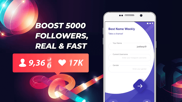 Plus Followers Apk