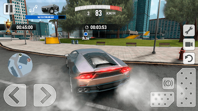 Real Car Driving Experience - Racing game APK screenshot 1