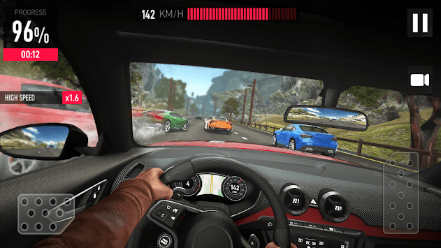 Car In Traffic 2018 APK screenshot 1