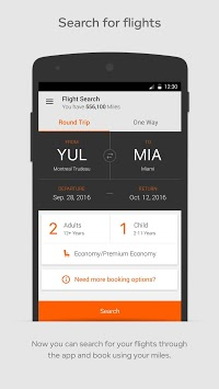 Aeroplan APK screenshot 1