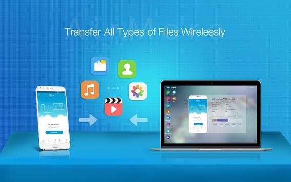 AirMore: File Transfer APK screenshot 1