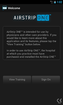 AirStrip ONE® APK screenshot 1