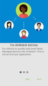 AirWatch Relay APK screenshot 1