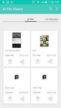 Ai File Viewer APK screenshot 1