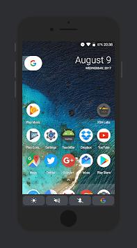 TouchBar for Android APK screenshot 1