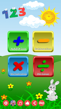 Math Kids: Addition Subtraction Multiplication Div APK screenshot 1
