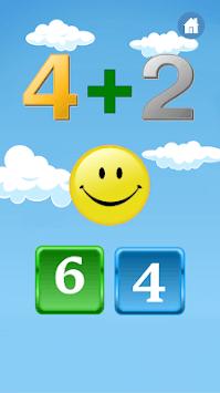 Math Kids: Addition Subtraction Multiplication Div APK screenshot 1