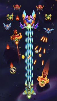Galaxy Invaders: Alien Shooter APK screenshot 1