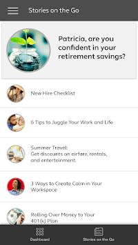 UPoint Mobile HR APK screenshot 1