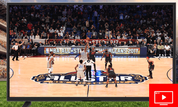 NBA Live Streaming tv APK screenshot 1