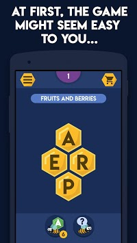 Word Search - Word games for free APK screenshot 1