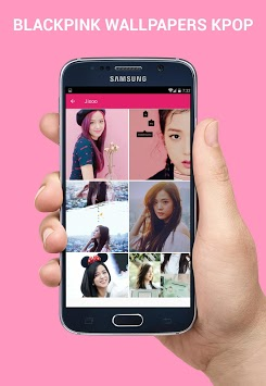 Blackpink Wallpapers KPOP APK screenshot 1