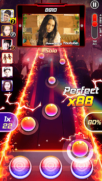 Tap Tap Reborn 2: Popular Songs Rhythm Game APK screenshot 1