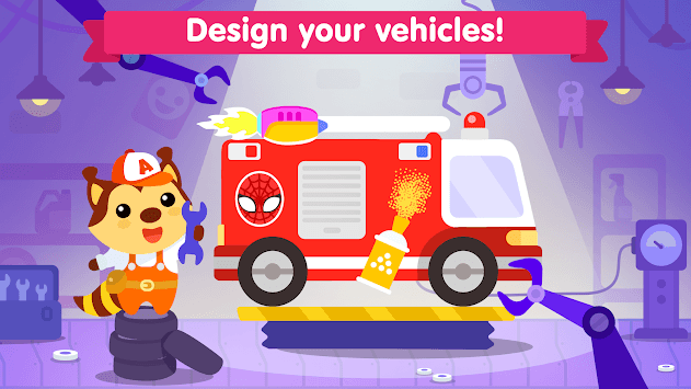 Car games for kids ~ toddlers game for 3 year olds APK screenshot 1