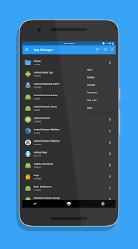 Amaze File Manager APK screenshot 1