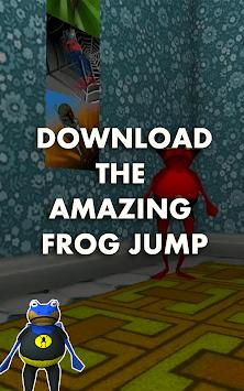 Amazing Frog Game 3D - Frog Jump APK screenshot 1