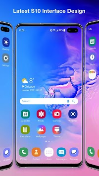Galaxy S10 Launcher for Samsung APK Download For Free