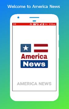 America News: Best Breaking News Apps For USA APK screenshot 1