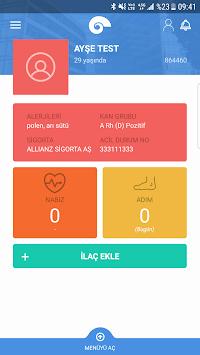 KOÇ HEALTHCARE APK screenshot 1