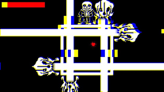bad time skeleton APK screenshot 1