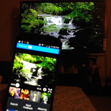 Amby Cast - Chromecast APK screenshot 1
