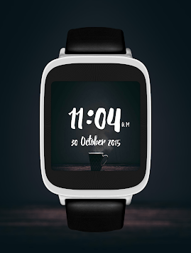 Willow - Photo Watch face APK screenshot 1