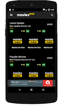 HD Movies Free - Watch Free Online APK screenshot 1