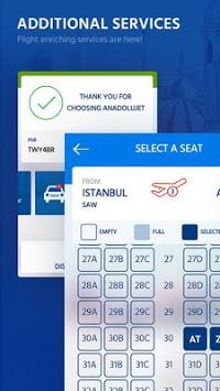 AnadoluJet Cheap Flight Ticket APK screenshot 1