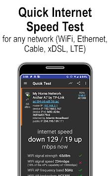 analiti - WiFi Tester & Analyzer APK screenshot 1