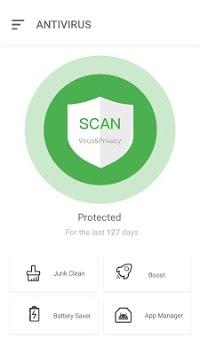 Mini Antivirus Free APK screenshot 1
