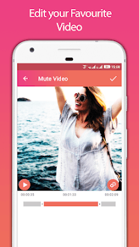Video Sound Editor: Add Audio, Mute, Silent Video APK screenshot 1