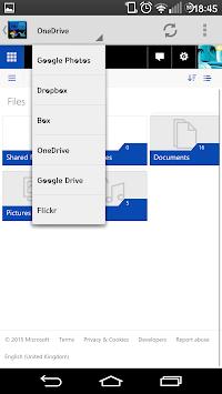 All Online Cloud Storage APK screenshot 1