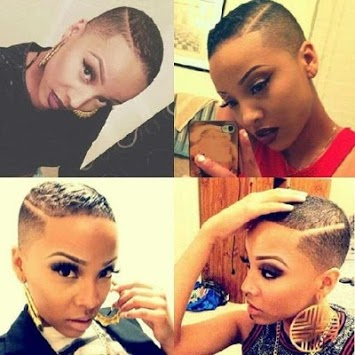Black Girls Haircut Styles. APK screenshot 1